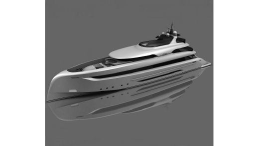 2014 Radical Design Megayacht