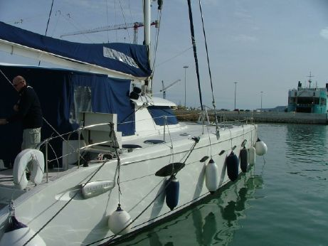 2005 Fountaine Pajot Eleuthera 60