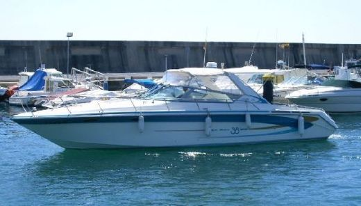 1992 Sea Ray 380 Sun Sport