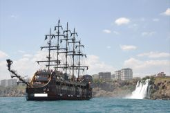 2012 Pirate Ship
