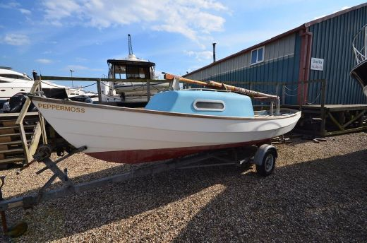 1979 Drascombe Longboat
