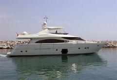 2007 Ferretti 830 HT