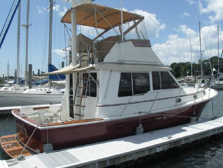 1989 Cape Dory 36 Flybridge