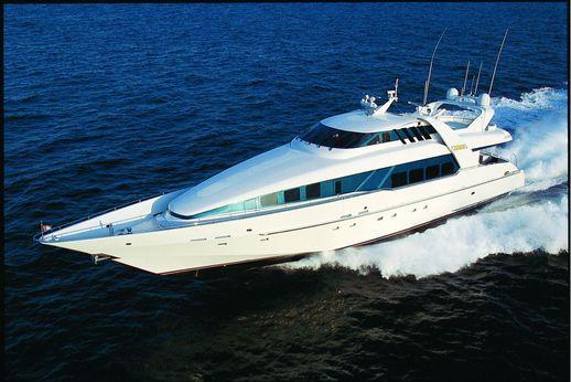 """1992 Norship / Moonraker """"Fast Yacht"""" 1992/ 2011"""