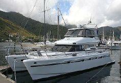 1997 Cooke Bros Displ Power Catamaran