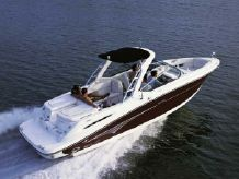 2009 Sea Ray 270 Select EX