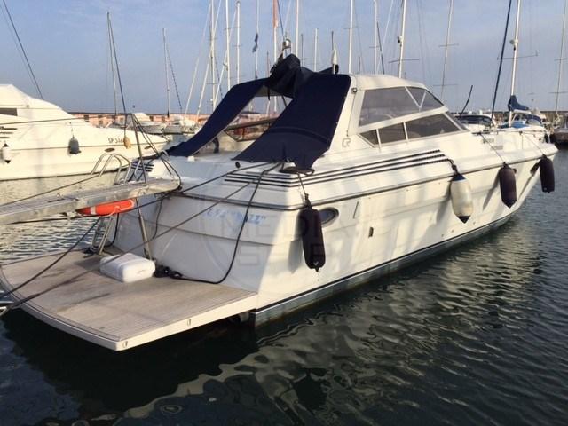 1994 Rizzardi 40 Day Power Boat For Sale Www Yachtworld Com