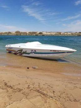 1998 Baja Marine 24 Outlaw