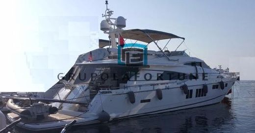 2013 Fairline 78 Custom Yacht