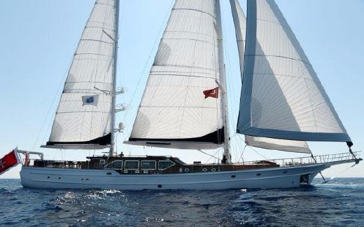 2010 Pax Navi Sailing yacht CLEAR EYES
