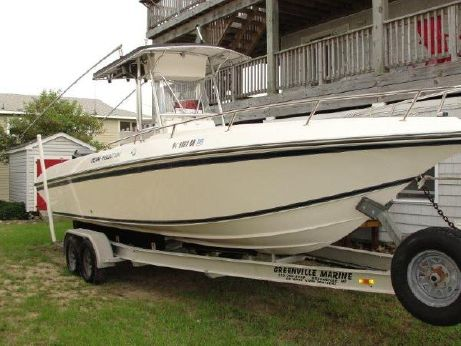 2003 Fountain Center Console TE
