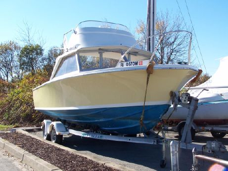 1965 Bertram 25 Flybridge Sport Fishing