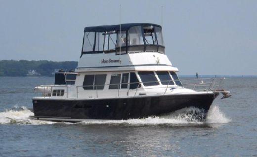 1998 Sabreline 36 Aft Cabin Fast Trawler
