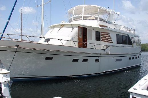 1990 Defever 57 Performance Offshore Cruiser