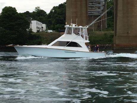 1987 Ocean Yacht Super Sport