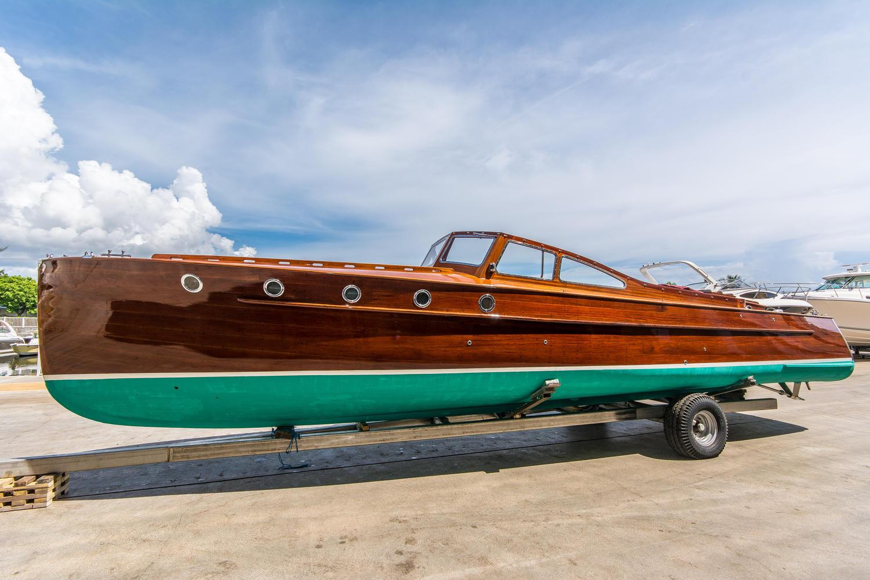 1935 Kreuger Iversen 35 Power Boat For Sale - www.yachtworld.com
