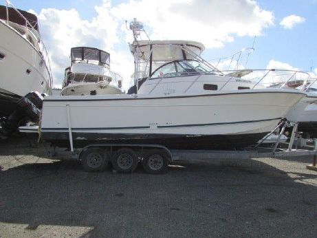 1997 Bayliner 2802 Trophy Walkaround