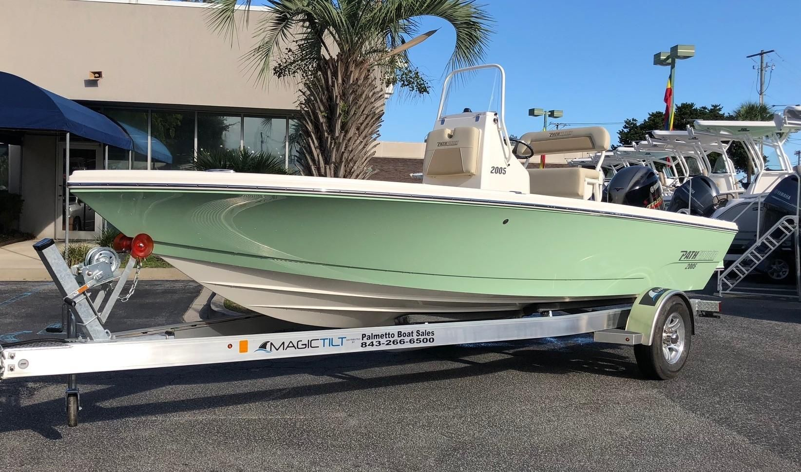 Pathfinder Boats For Sale >> 2019 Pathfinder 2005 TRS Power Boat For Sale - www.yachtworld.com