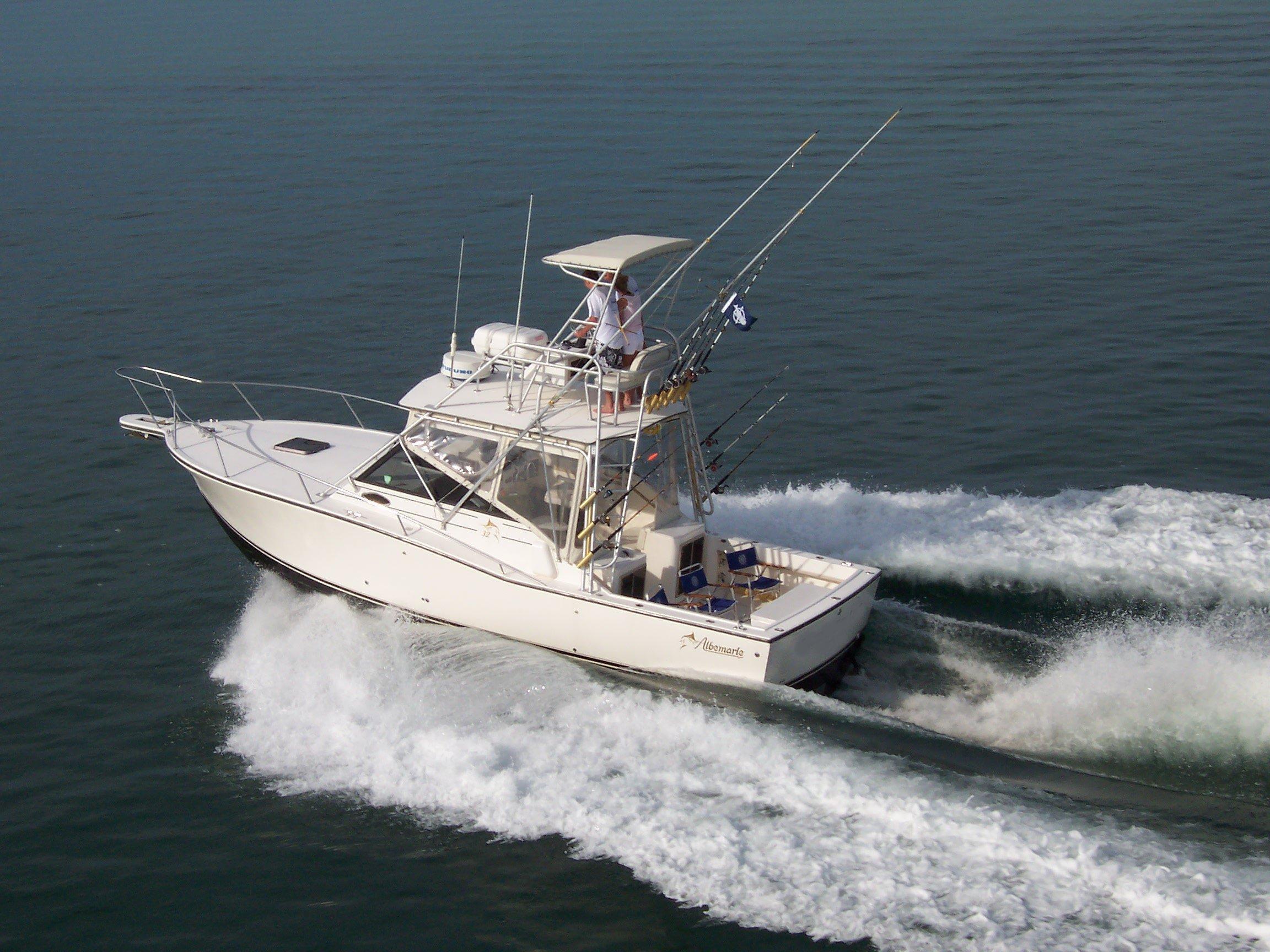 Albemarle boat listings in ma for Longboat key fishing charters