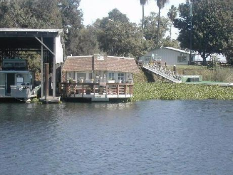1970 Houseboat Floating Home