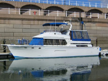 1994 Defever 45 Trawler
