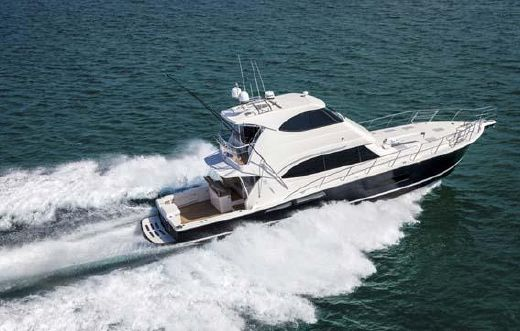 2014 Riviera 63 Enclosed Flybridge