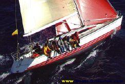 1991 X-Yachts X 119