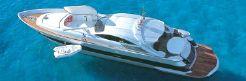 2004 Pershing 88