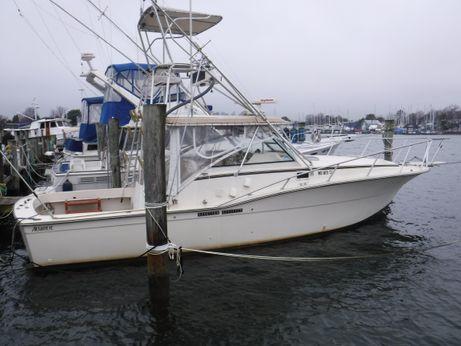 1989 Atlantic 34 Offshore Express