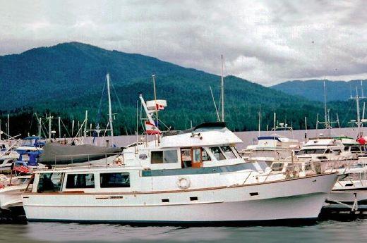 1973 Meridian 48 Pilothouse Trawler