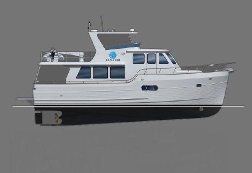 2017 Explorer Motor Yachts 46 Pilot House