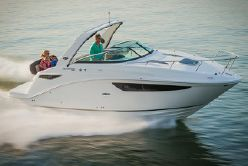 2016 27' Sea Ray 260 Sundancer