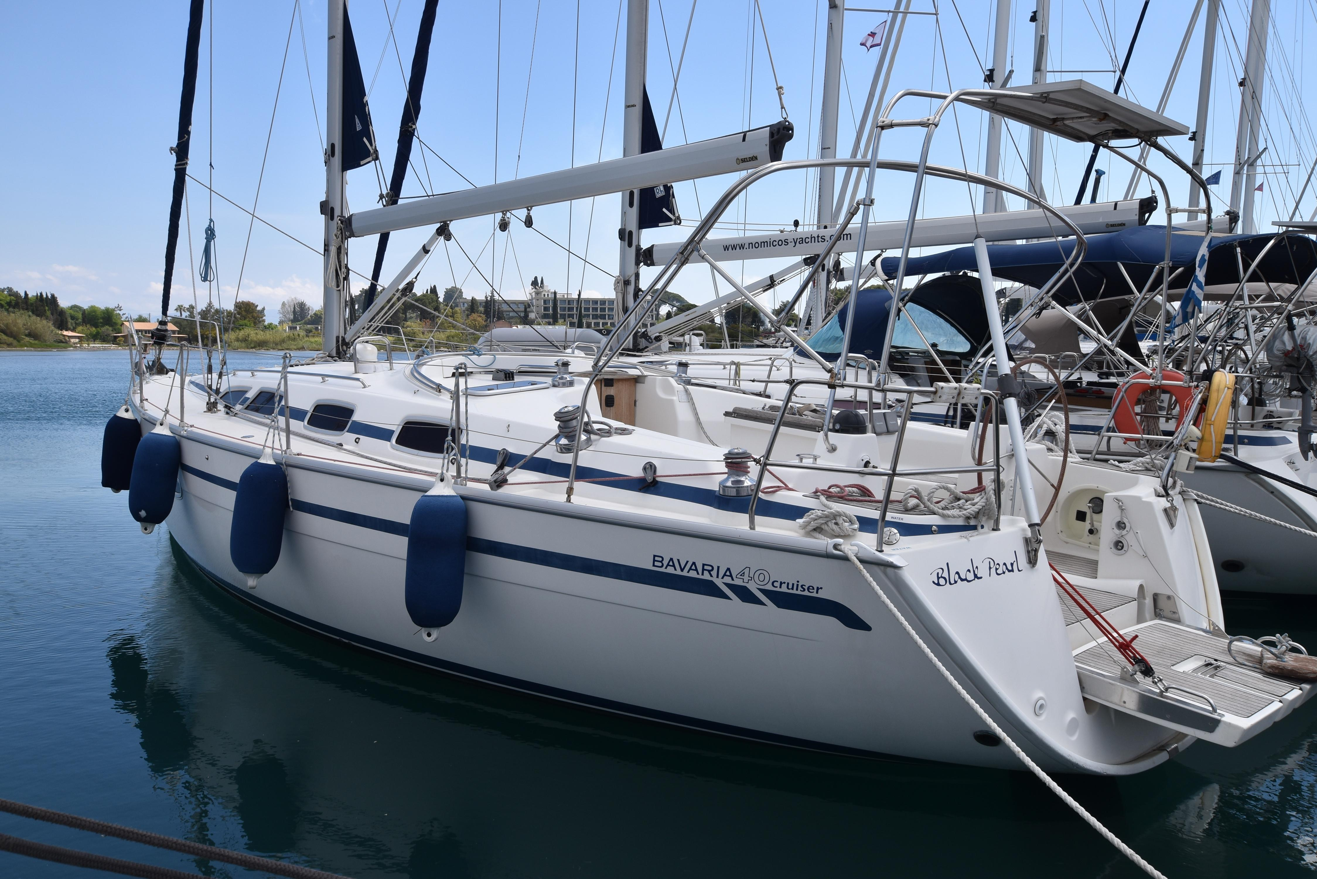 2008 Bavaria 40 Cruiser Sail Boat For Sale Www