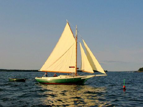 1971 Jarvis Newman Friendship Sloop