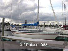 1982 Dufour 31 Sail