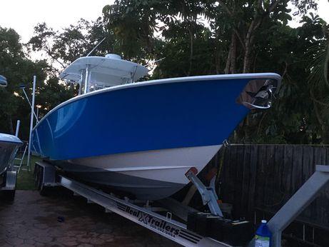 2011 Contender 39 ST