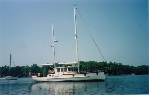 2003 Lien Hwa 45 Motor Sailor