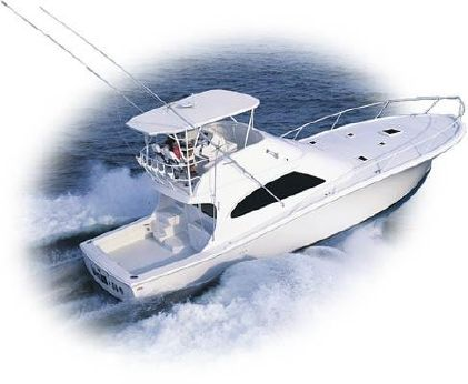 2002 Luhrs 50 Convertible