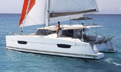 2019 Fountaine Pajot Lucia 40