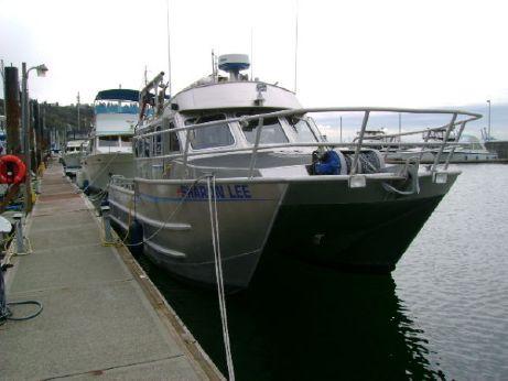 2004 Armstrong Catamaran