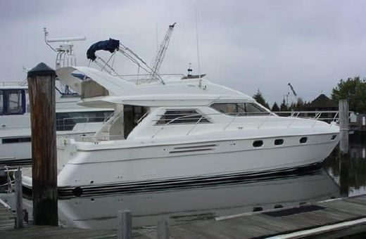 1997 Viking Sport Cruisers 48 Flybridge Sport Cruiser