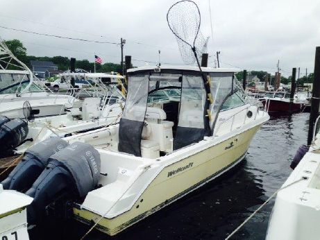 2004 Wellcraft 290 Coastal W/A