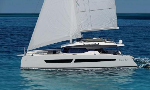 2018 Fountaine Pajot Catamaran 67