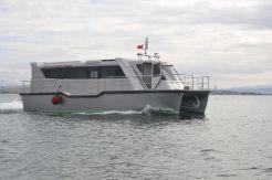 2016 Custom Catamaran
