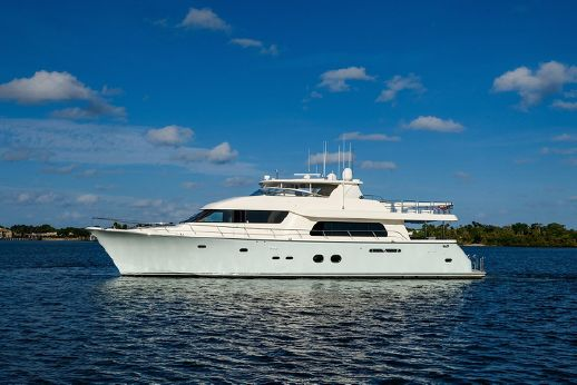 2009 Pacific Mariner Motoryacht