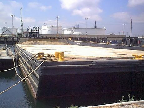 1962 Steel Deck Barge