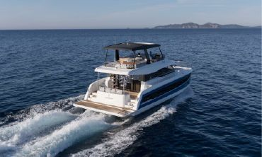 2020 Fountaine Pajot MY 44