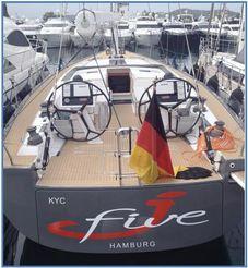 2010 Hanse 630e