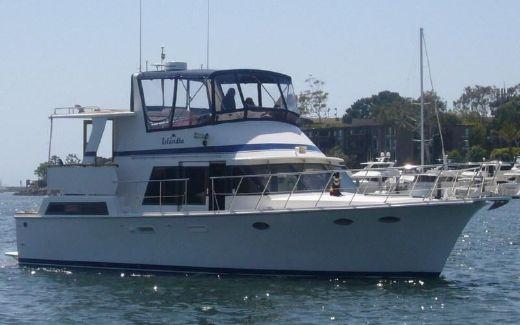 1995 Lien Hwa Cabin Motor Yacht