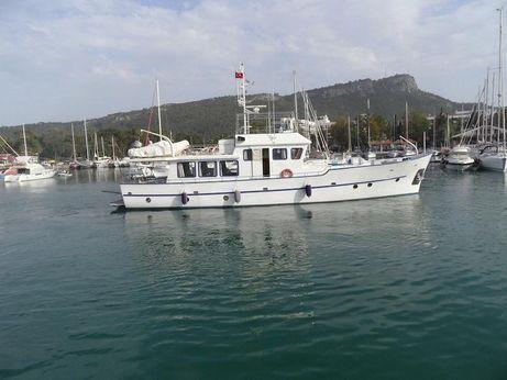 2003 Aegean Steel  Trawler 69